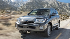 Toyota Land Cruiser photo by Toyota